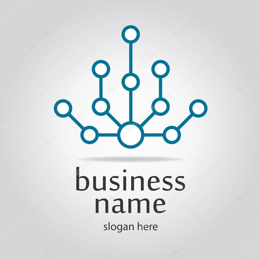 high tech logo