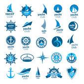 Největší sbírka vektor loga Marina