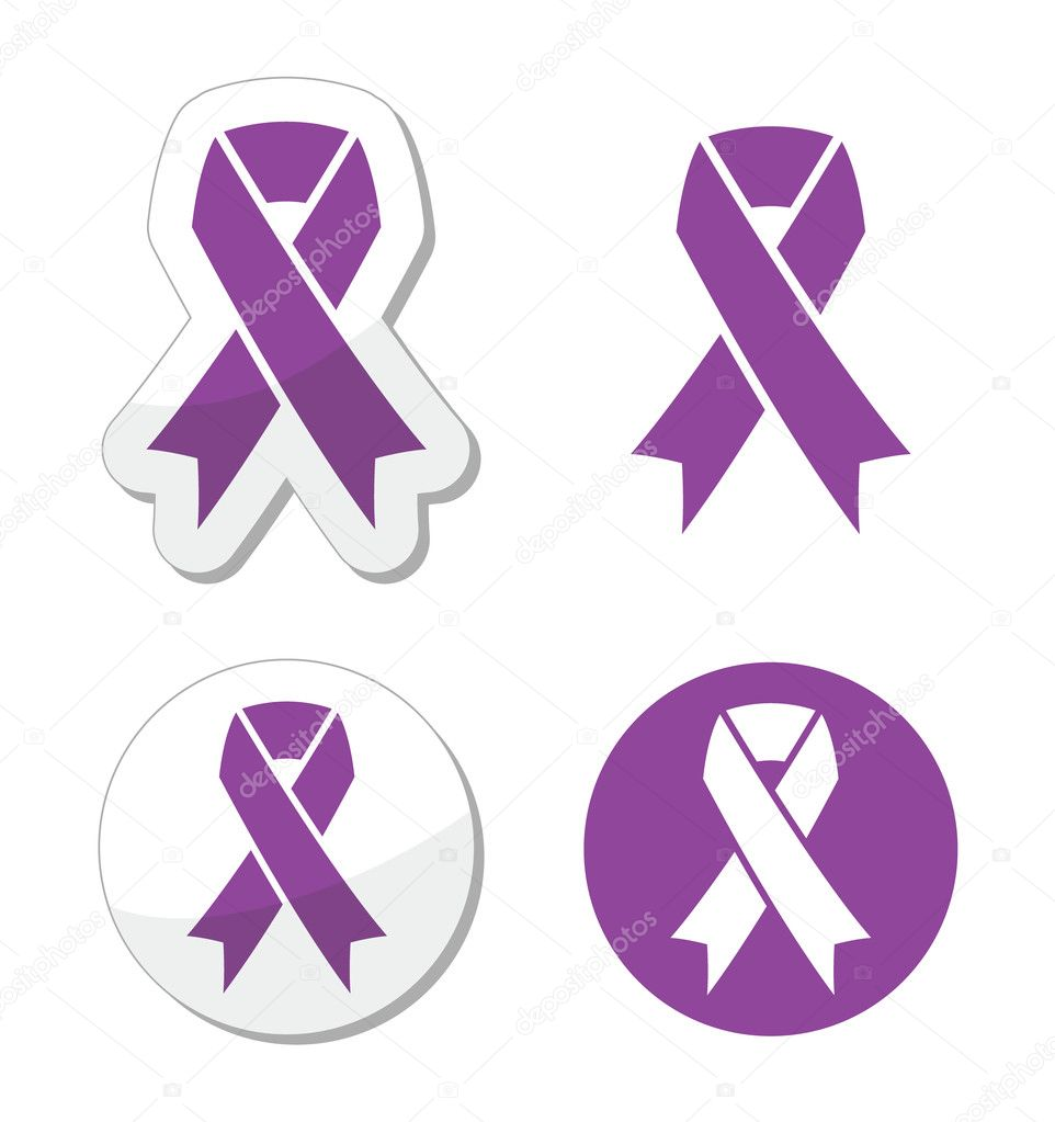 Purple ribbon pancreatic cancer testicular cancer domestic the internationl symbol symbol of pancreatic cancer testicular cancer thyroid cancer domestic violence add alzheimerss religious tolerance biocorpaavc Image collections