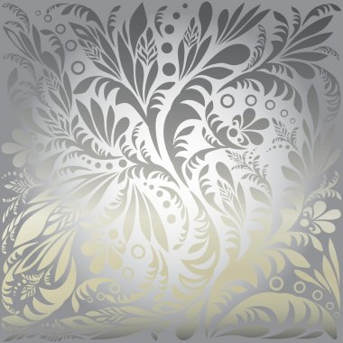 Seamless floral background (eps10)