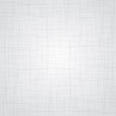 White Linen Texture stock vector
