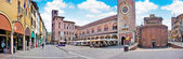 Photo City center of the historic town of Mantua in Lombardy, Italy