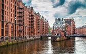 Fotografie Hamburg-Speicherstadt