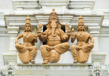 Elephant God Statue