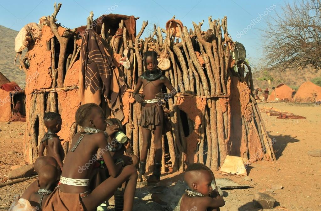Pictures of himba girls — photo 3