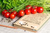 otevřené vinobraní kuchařka starého receptu textem