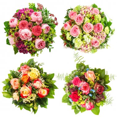 Flowers Bouquet for Birthday, Wedding, Holidays and Life Events