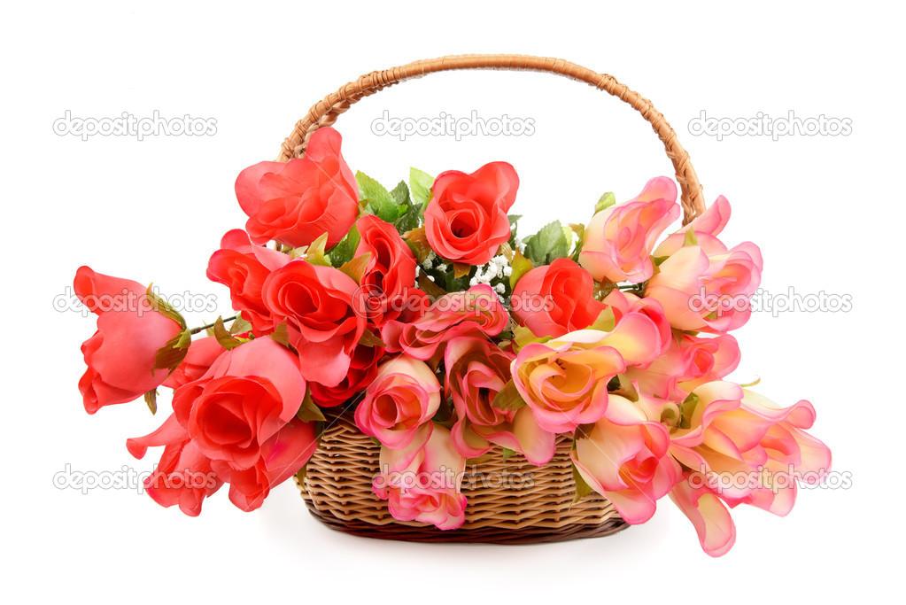 Image result for canastas de flores