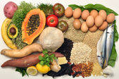 egészséges élelmiszerek