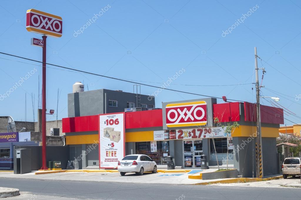 Tienda de conveniencia Oxxo —  Fotos de Stock