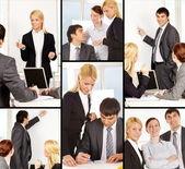 podnikatelé v práci