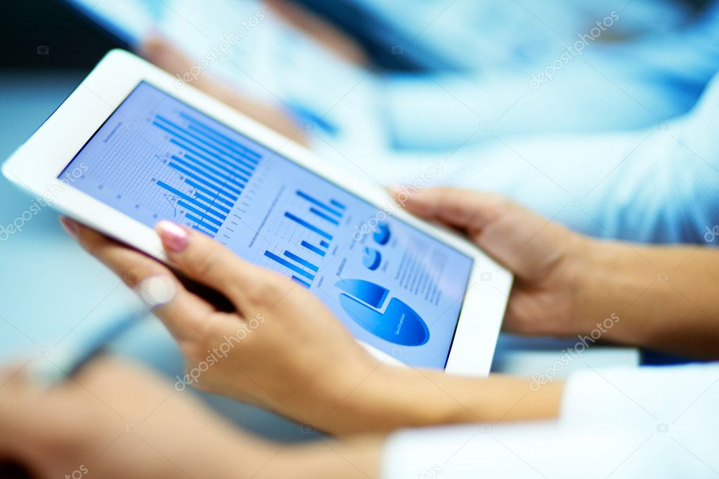 Market Analysis — Stock Photo © Pressmaster #17138679