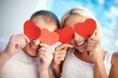 Hearty love