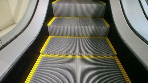 eskalátor detail