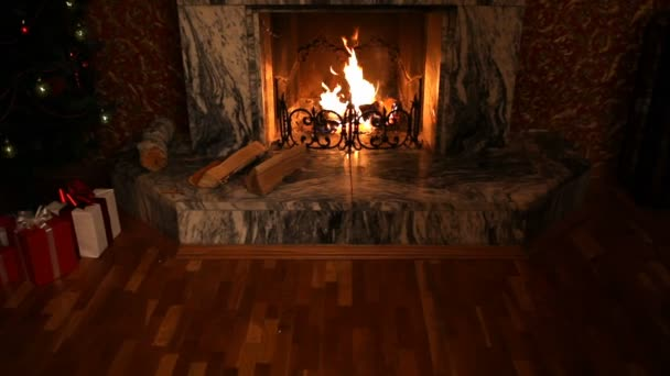 House fireplace