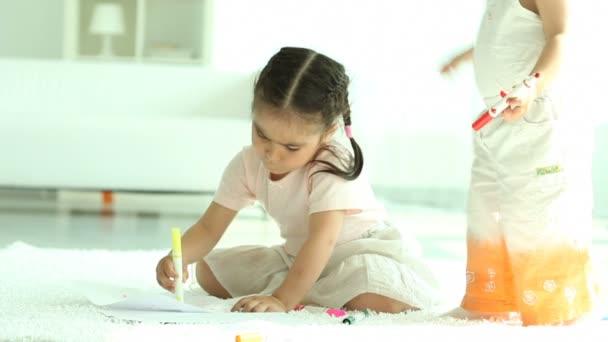 děti kresba