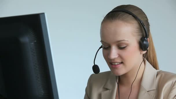 Operator at work