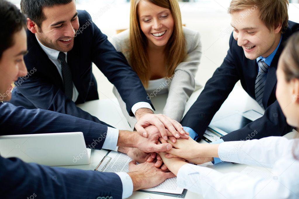 teamwork acti improving communication - HD4800×3200