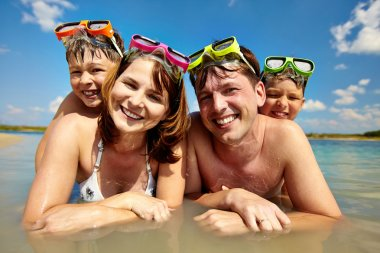 Family of divers