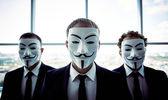 Anonymous businessmen Portrait