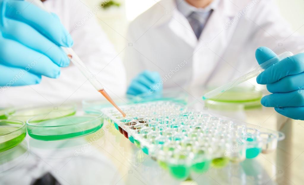 Biochemical research