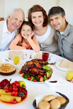 Thanksgiving joy