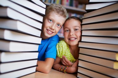 Kids and books