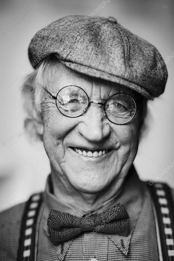 snygga äldre män