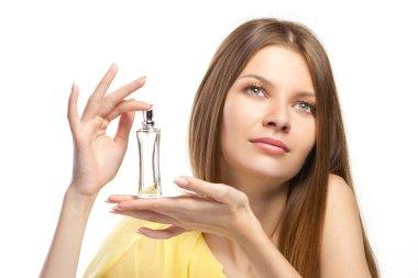 beautiful aromatic perfume