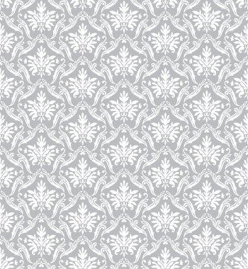 Silver classic wallpaper