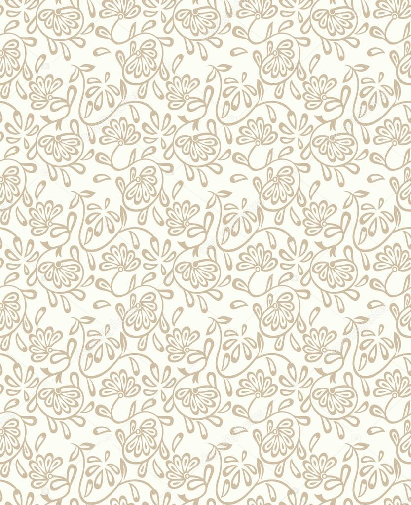 seamless floral wedding card background  u2014 stock vector  u00a9 malkani  21472873