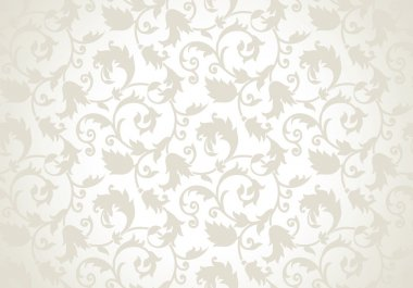 Royal seamless golden vector wallpaper stock vector