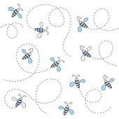 Fényképek Méh minta
