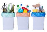 Fotografia riciclaggio rifiuti