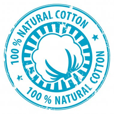 Natural Cotton stamp