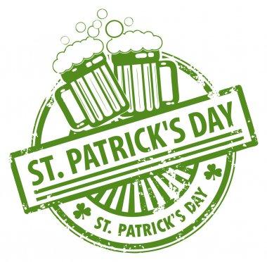St. Patrick's Day stamp