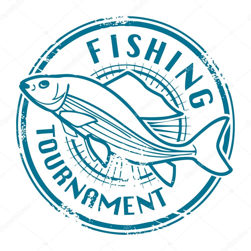 Fishing Tournament stamp