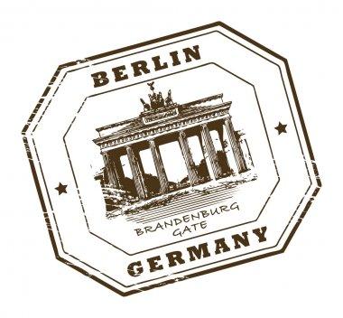 Berlin, Germany stamp