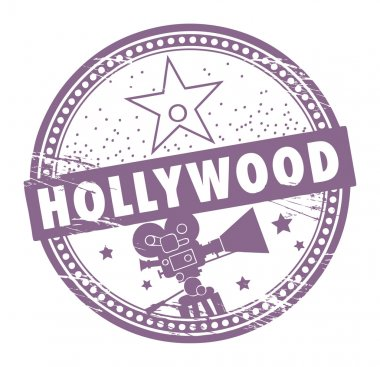 Hollywood stamp