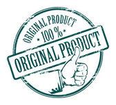 Fotografie Original product stamp