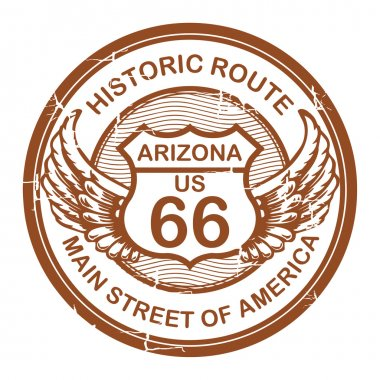 Historic Route 66, Arizona