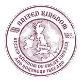 Egyesült Királyság bélyegző