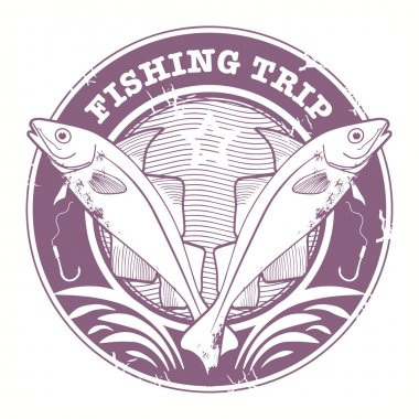 Download Fishing Trip Free Vector Eps Cdr Ai Svg Vector Illustration Graphic Art