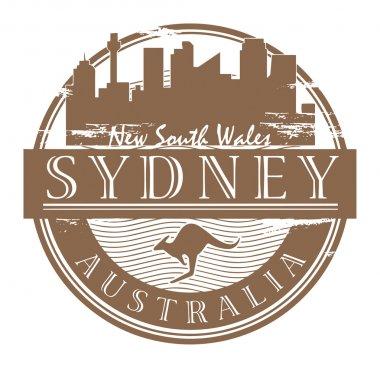 Sydney, Australia stamp