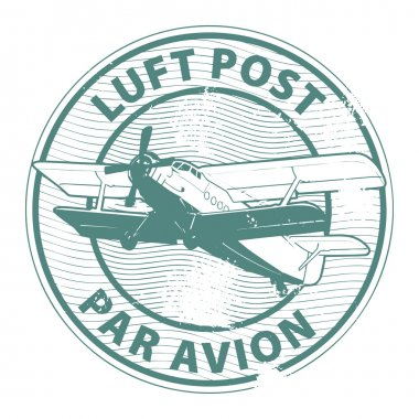 Stamp Air Mail