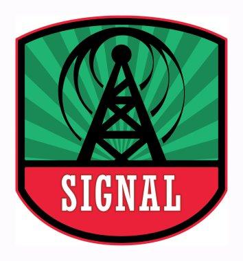 Signal label