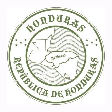 Honduras stamp