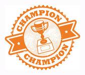 Champion stamp