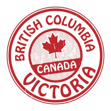Canada, British Columbia stamp