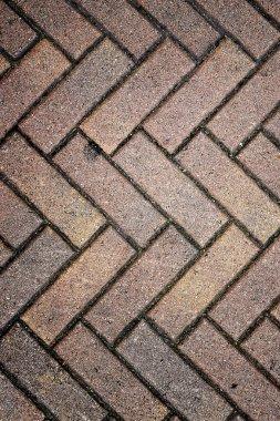 Granite block street pavers